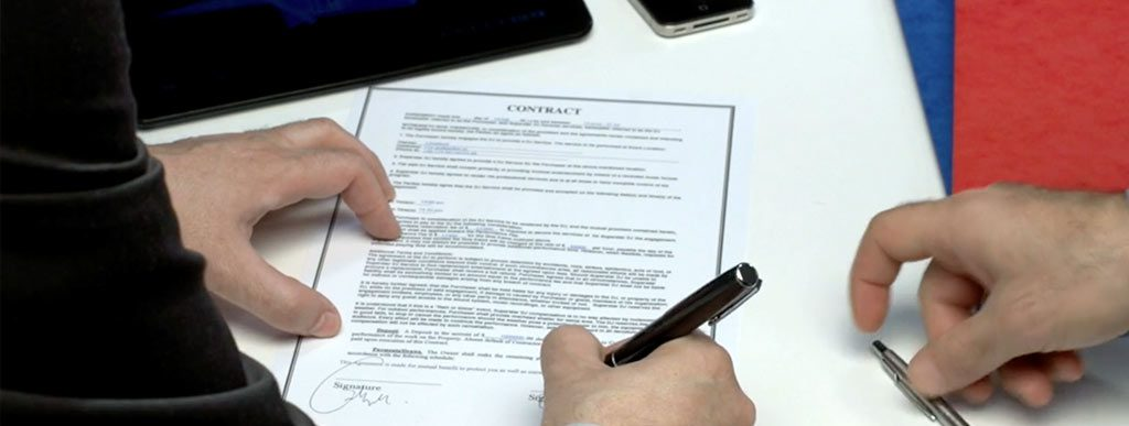 Featured Image For Contract Law